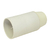 douille E14 bakélite lisse blancheE14-SD02-2