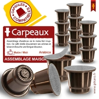 CAPSULES CAFE CARPEAUX