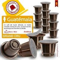 CAPSULES CAFE GUATEMALA