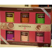 COFFRET DECOUVERTE CHOCOLAT CHAUD
