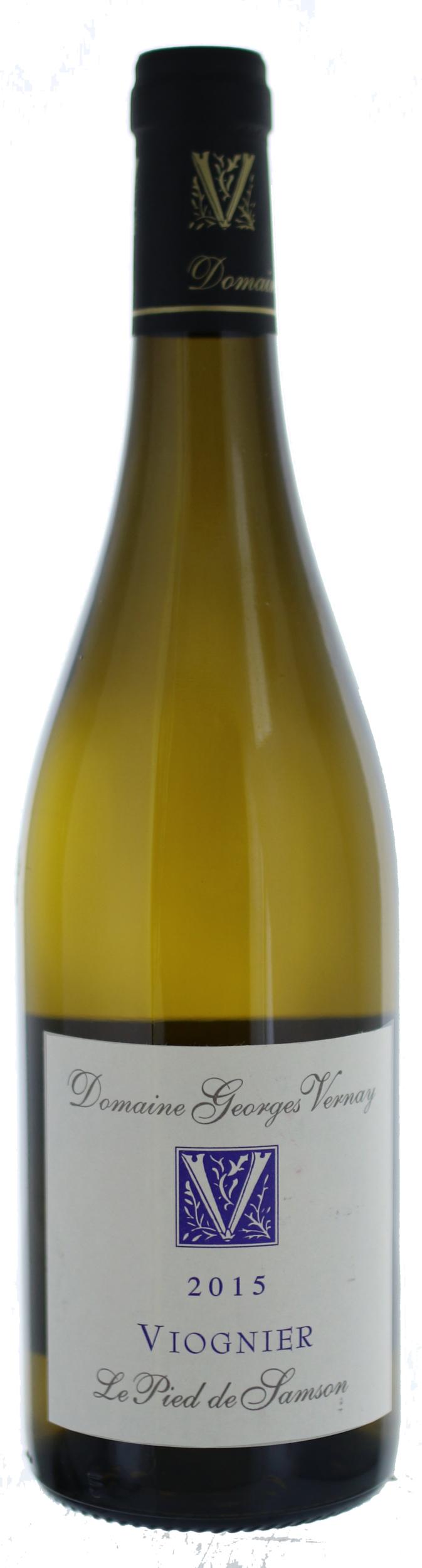 Vin de Pays des Collines Rhodaniennes - Le Pied de Samson - Domaine Georges Vernay - 2016 - BIO