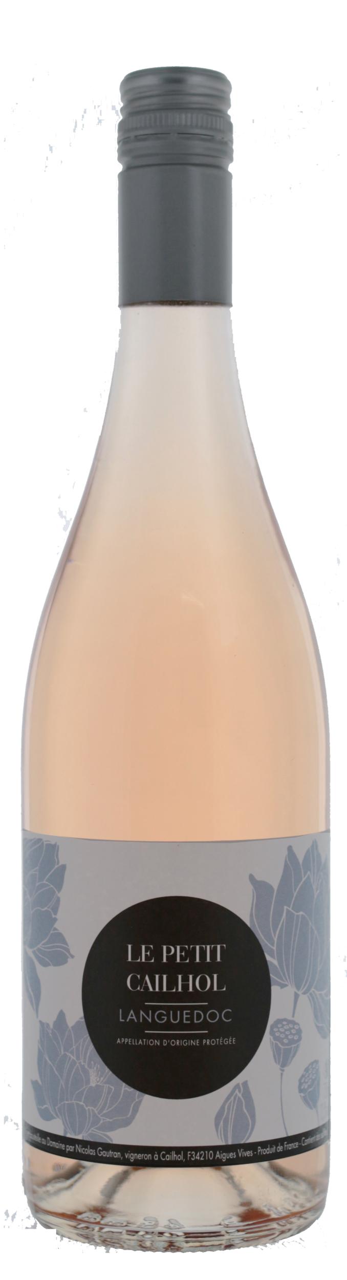 Languedoc - Cailhol - Rosé - Domaine Cailhol Gautran - BIO