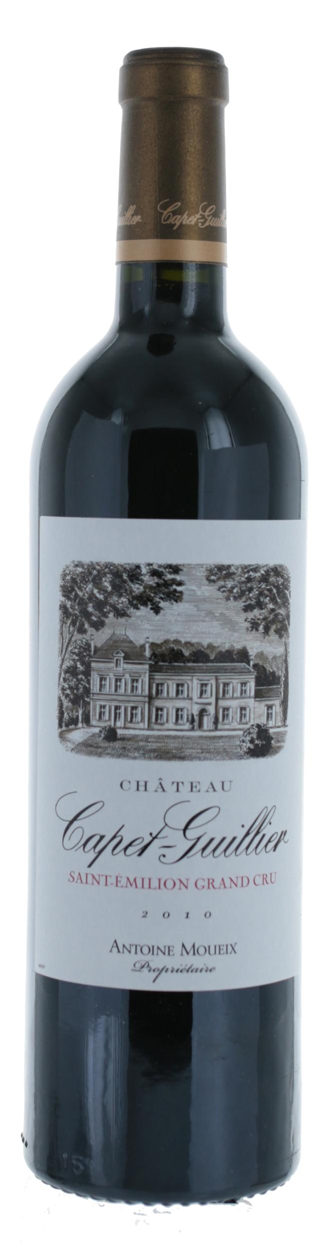 Saint Emilion Grand Cru - Château Capet Guillier - 2014