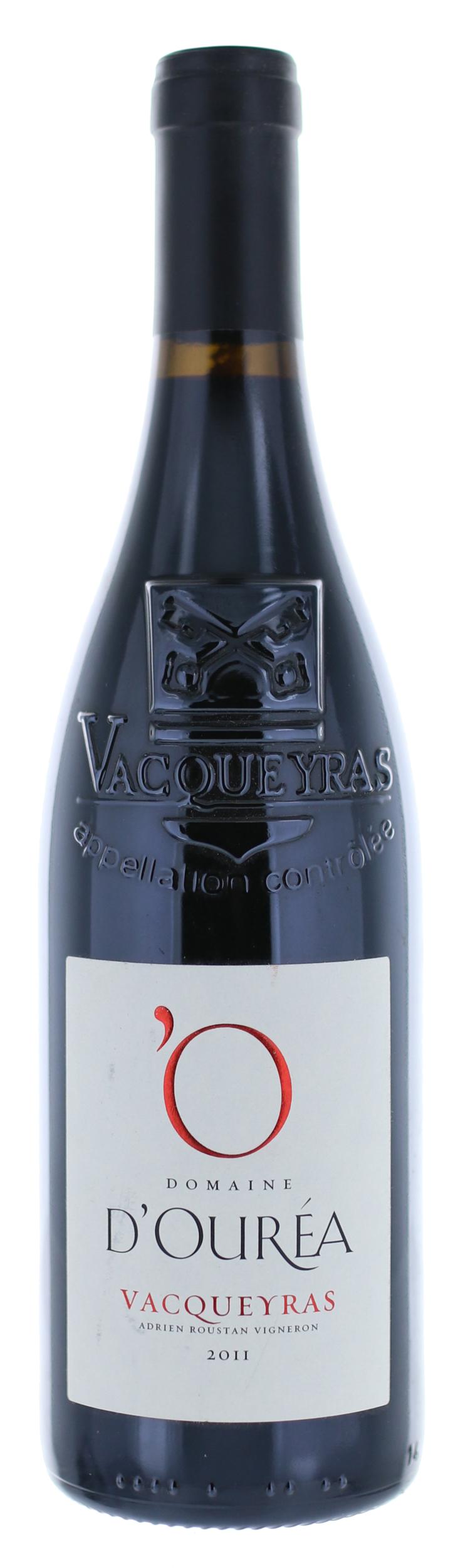 Vacqueyras - Domaine d\'Ourea - 2017 - BIO - 37,5cl
