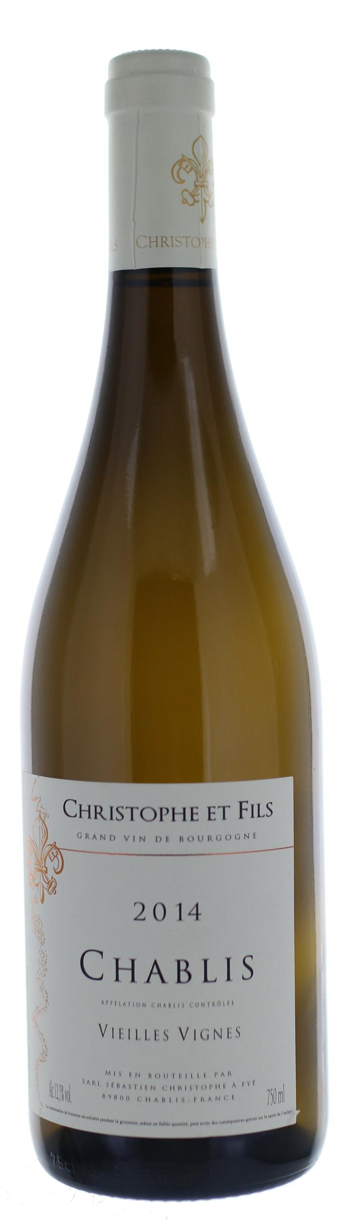 Chablis - Vieilles Vignes - Domaine Christophe & Fils - 2018