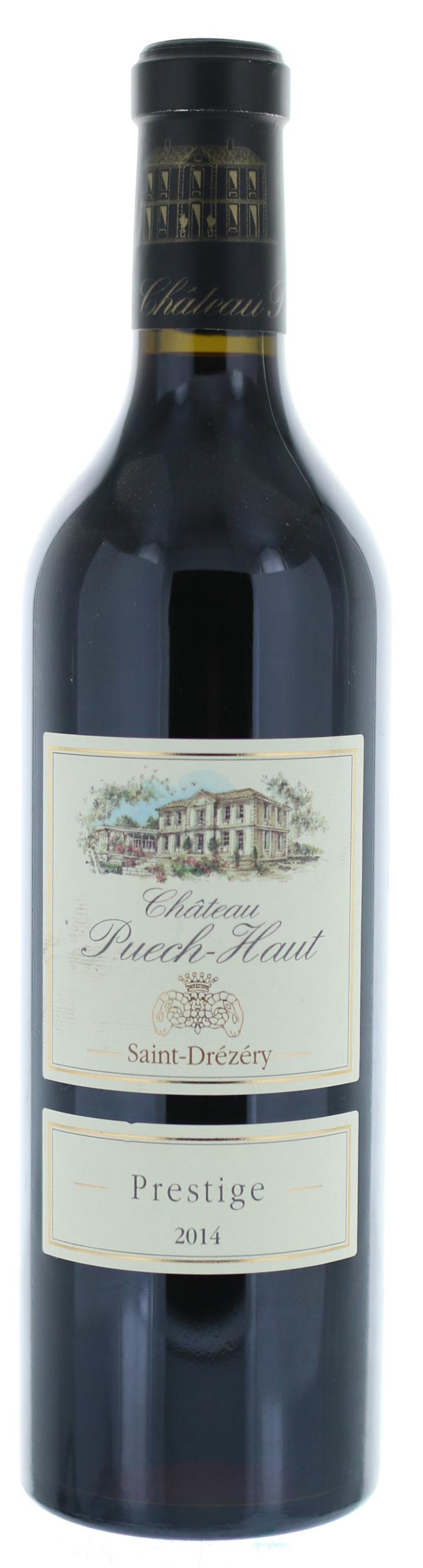 Coteaux du Languedoc - Prestige Rouge - Château Puech-Haut - 2017