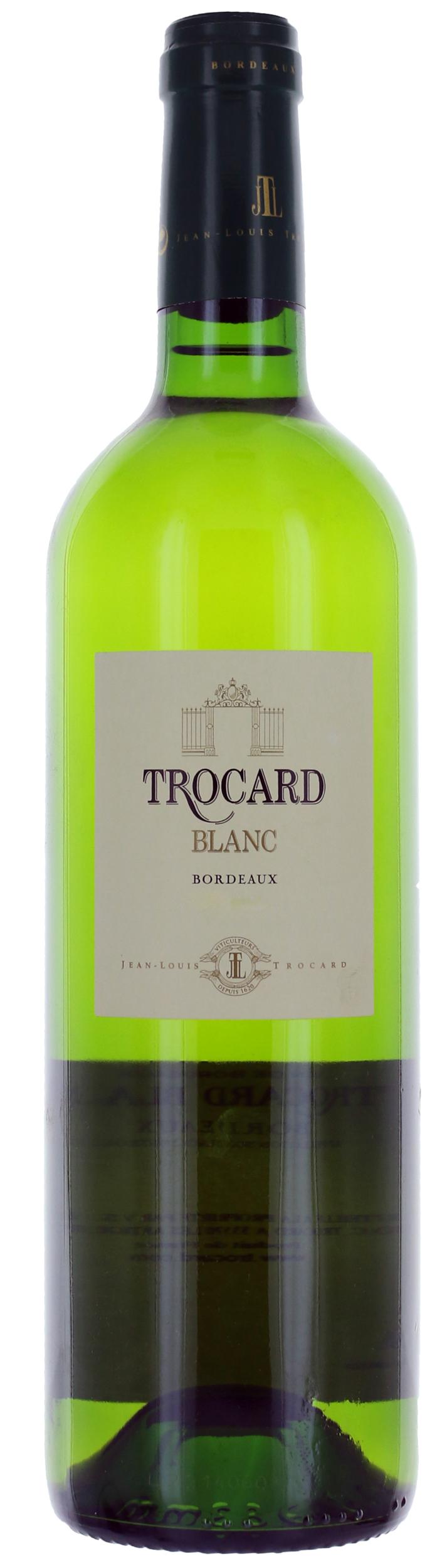 Trocard Blanc - Jean-Louis Trocard - 2018