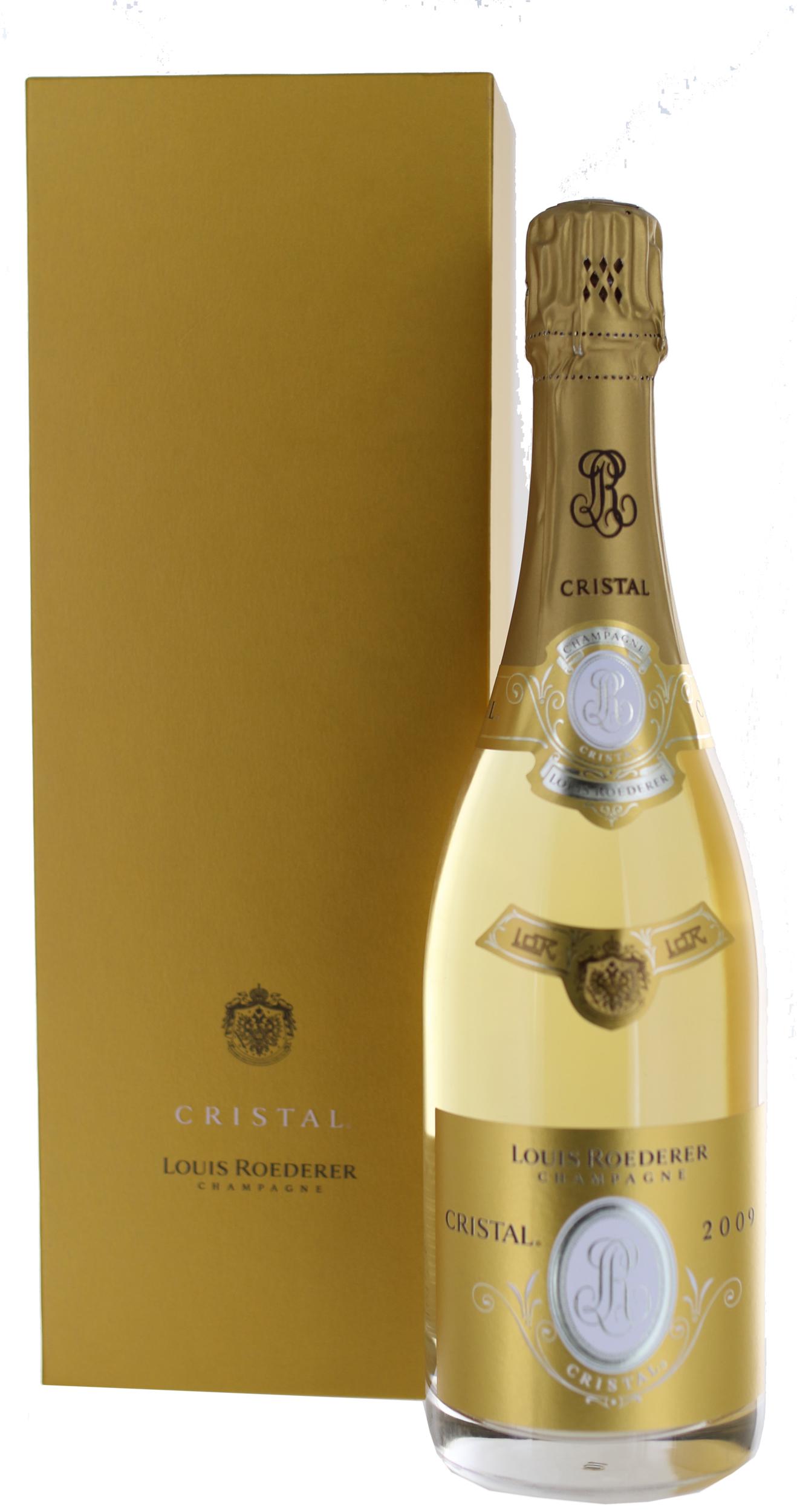 Champagne Roederer - Cristal Brut Coffret - 2008
