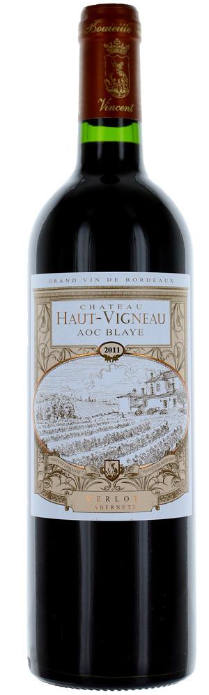 Blaye  - Château Haut Vigneau - Vignobles Lemaitre - 2017