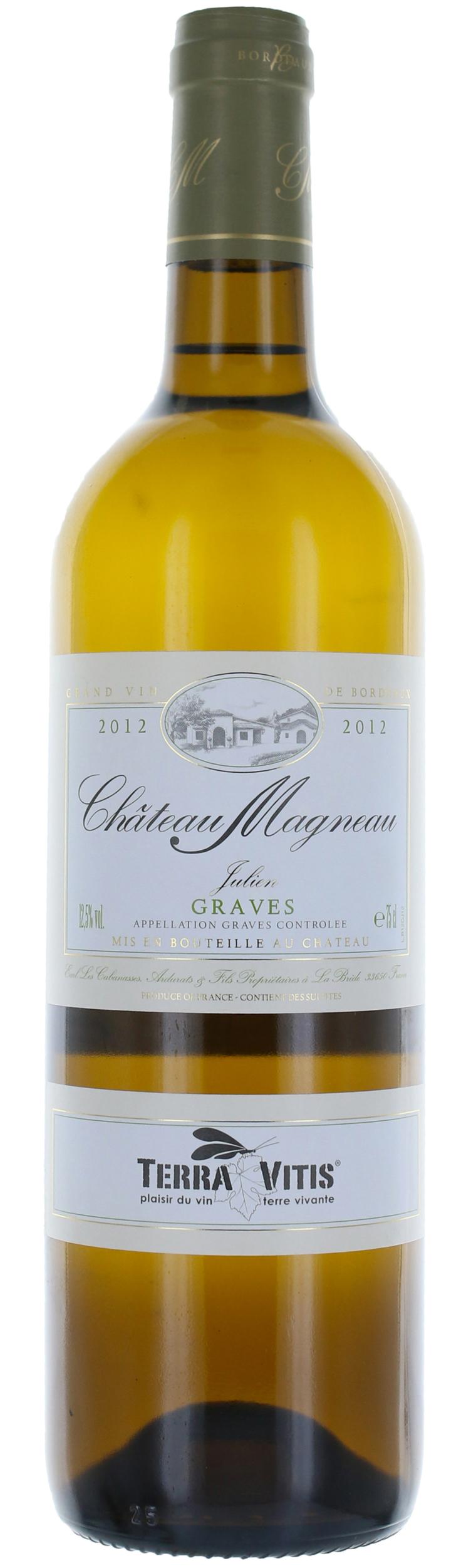Graves Blanc - Cuvée Julien  - Château Magneau - 2016