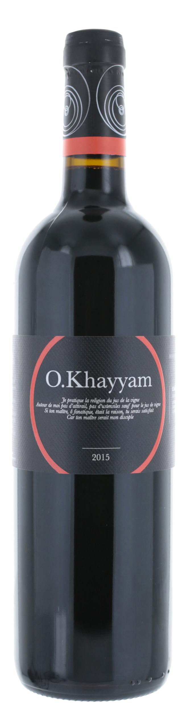 Bordeaux Supérieur - Omar Khayyam - Château L\'Escart - 2015 - BIO