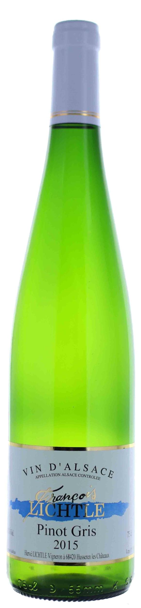 Pinot Gris - Domaine François Lichtle - 2018