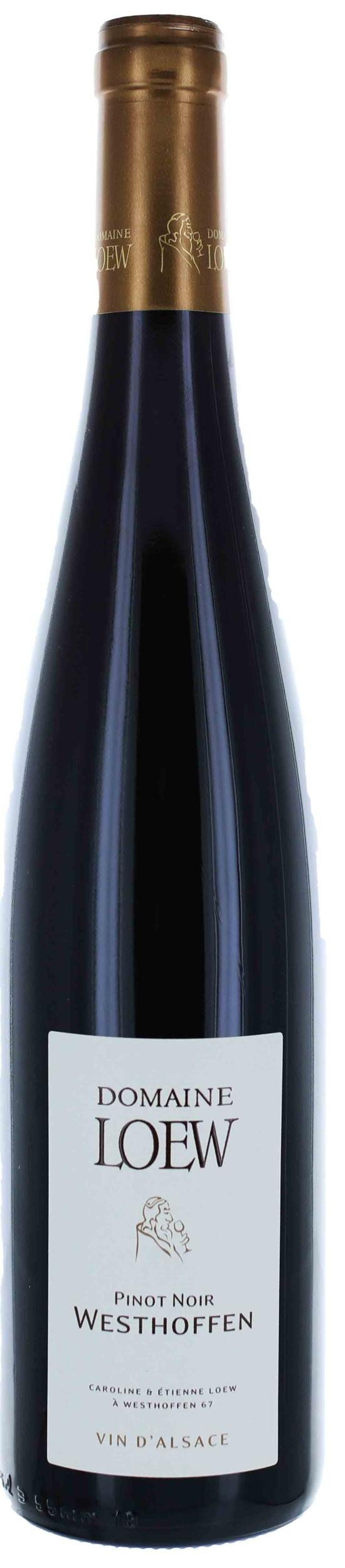 Pinot Noir Westhoffen - Domaine Loew - 2019 - BIO