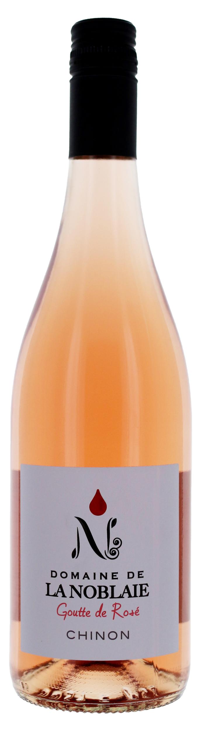 Chinon - Goutte de Rosé - Domaine de la Noblaie - 2019 - BIO