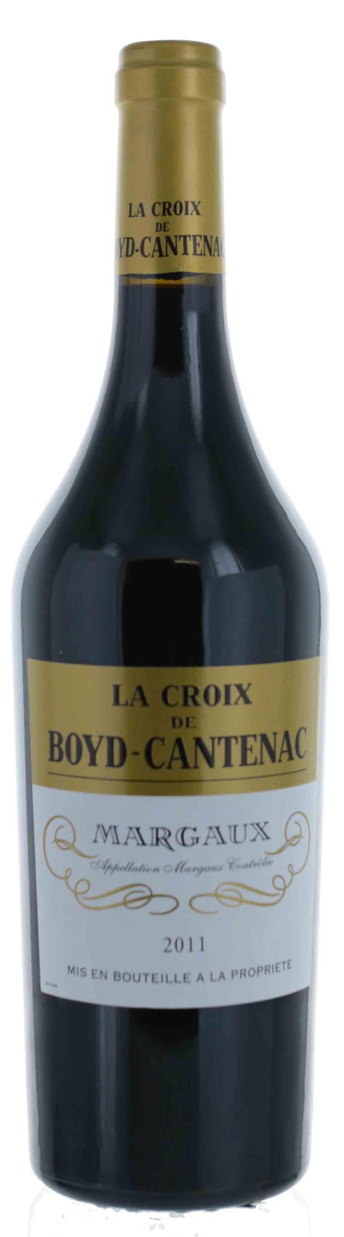 Margaux - La Croix de Boyd Cantenac - Château Boyd Cantenac - 2011