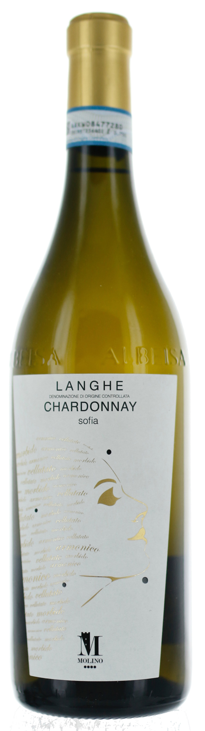 Langhe - Chardonnay Sofia - Agricola Molino - 2018