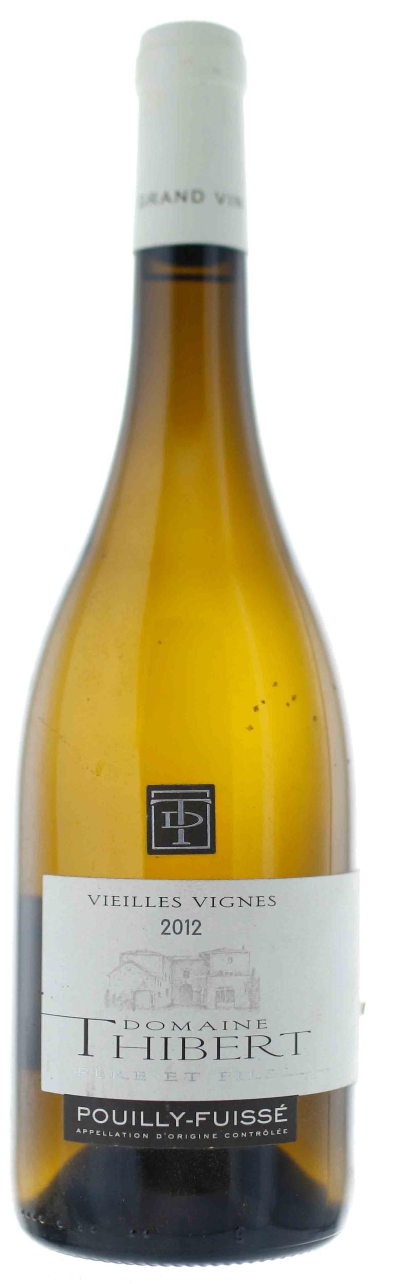 Pouilly Fuisse - Vieilles Vignes - Domaine Thibert - 2017