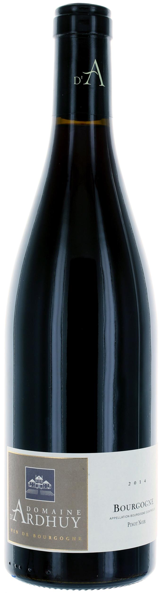Bourgogne Pinot Noir - Domaine d\'Ardhuy - 2018