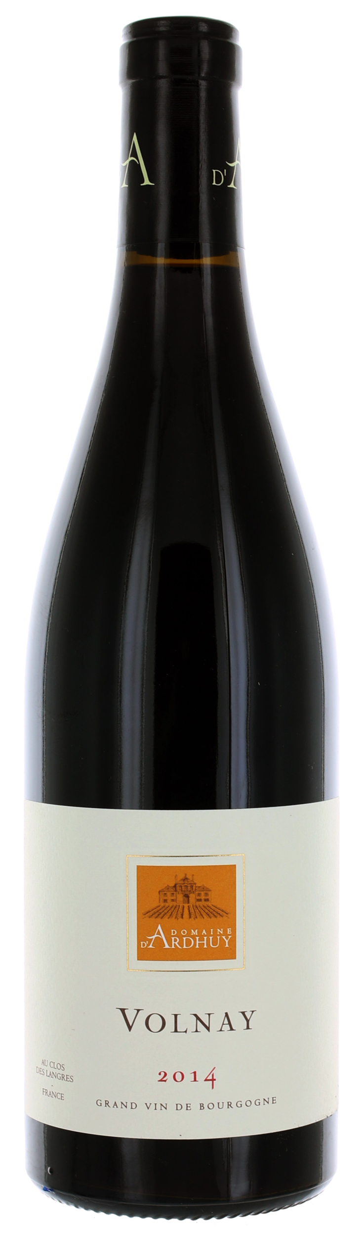 Volnay Villages - Domaine d\'Ardhuy - 2018
