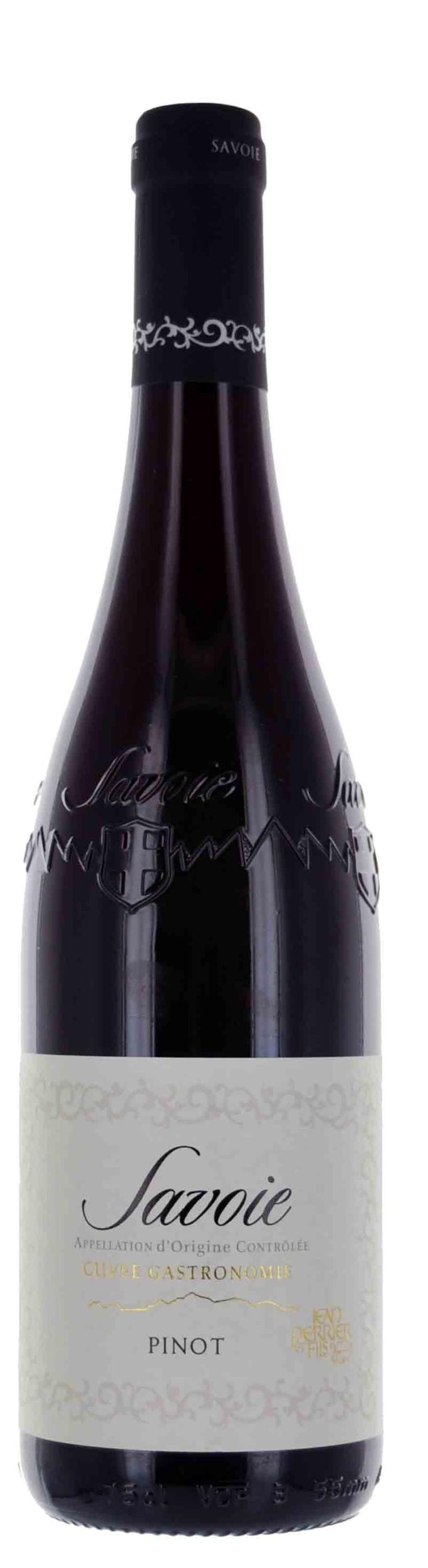 Pinot Noir - Domaine Jean Perrier & fils - 2018