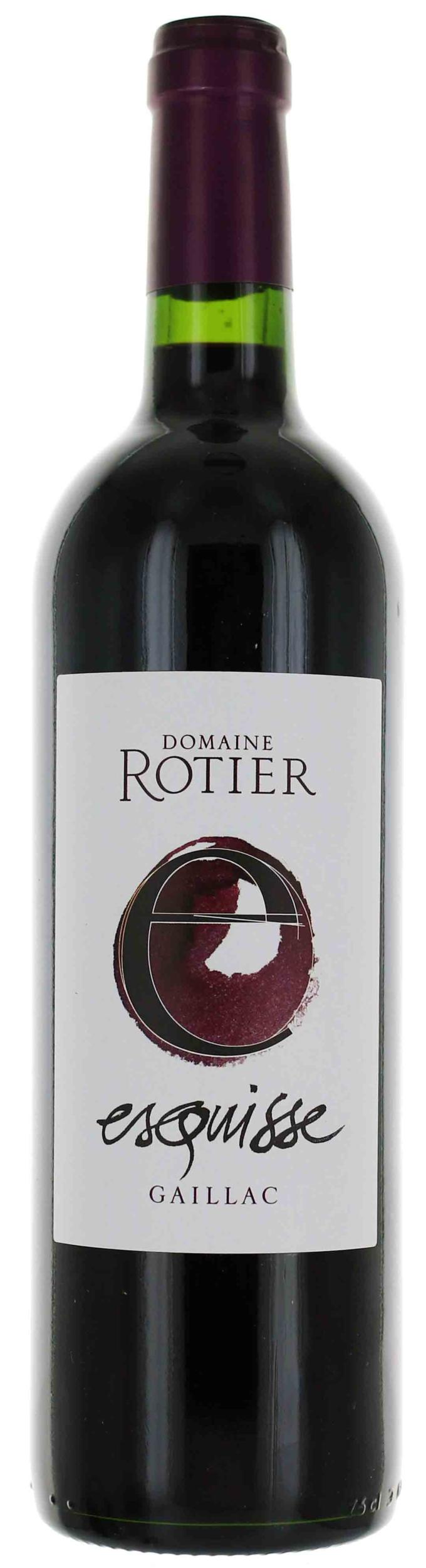 Gaillac - Esquisse - Domaine Rotier - 2019 - BIO