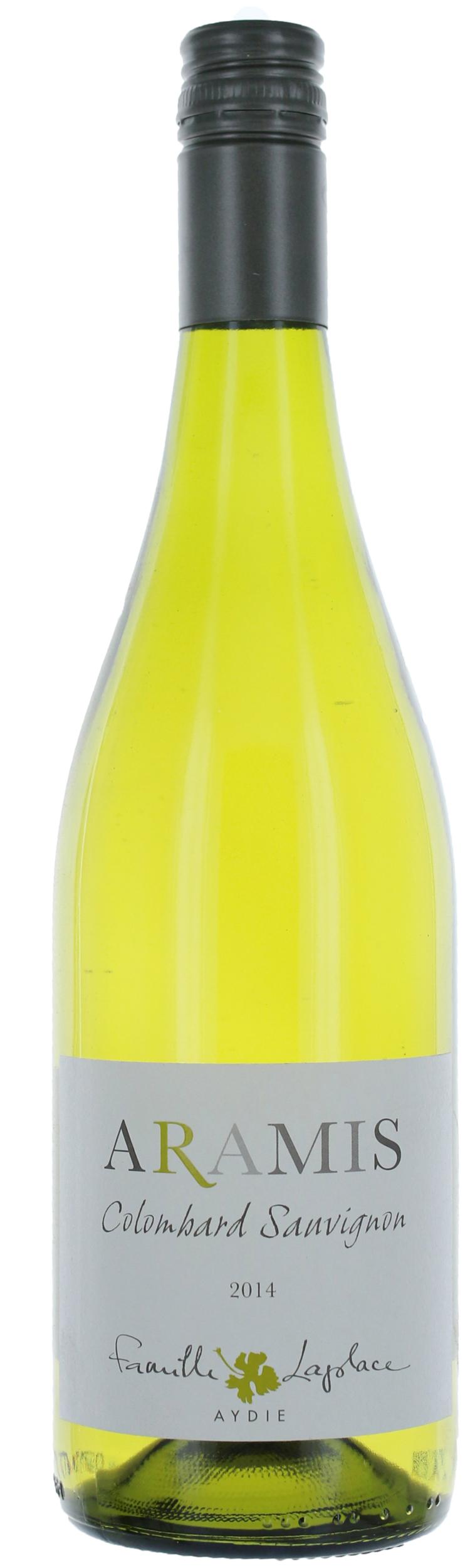 Côtes de Cascogne - Aramis Colombard Sauvignon - Château D\'Aydie - 2018