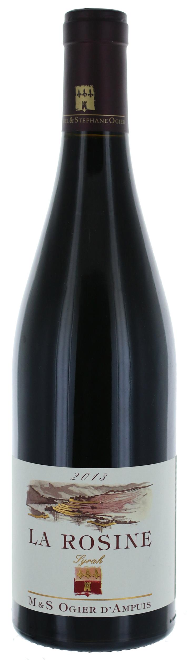 Vin de Pays - La Rosine - Domaine Ogier - 2016
