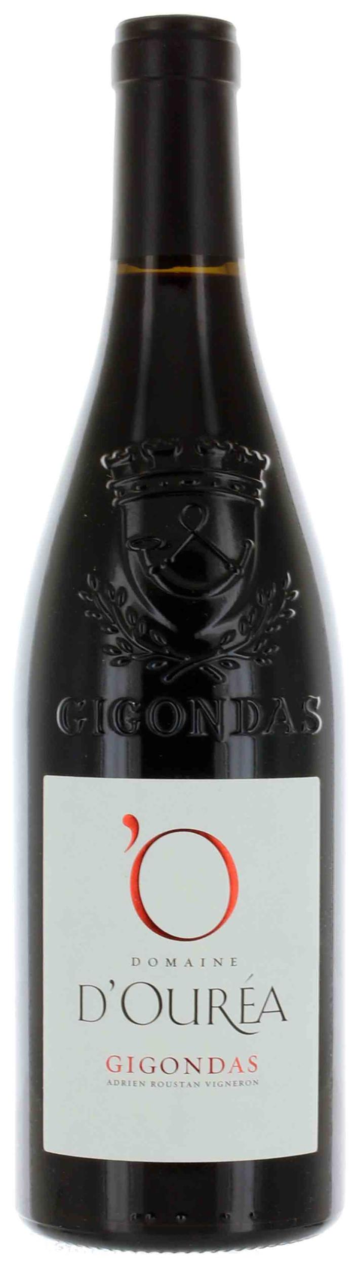 Gigondas - Domaine d\'Ourea - 2015 - BIO