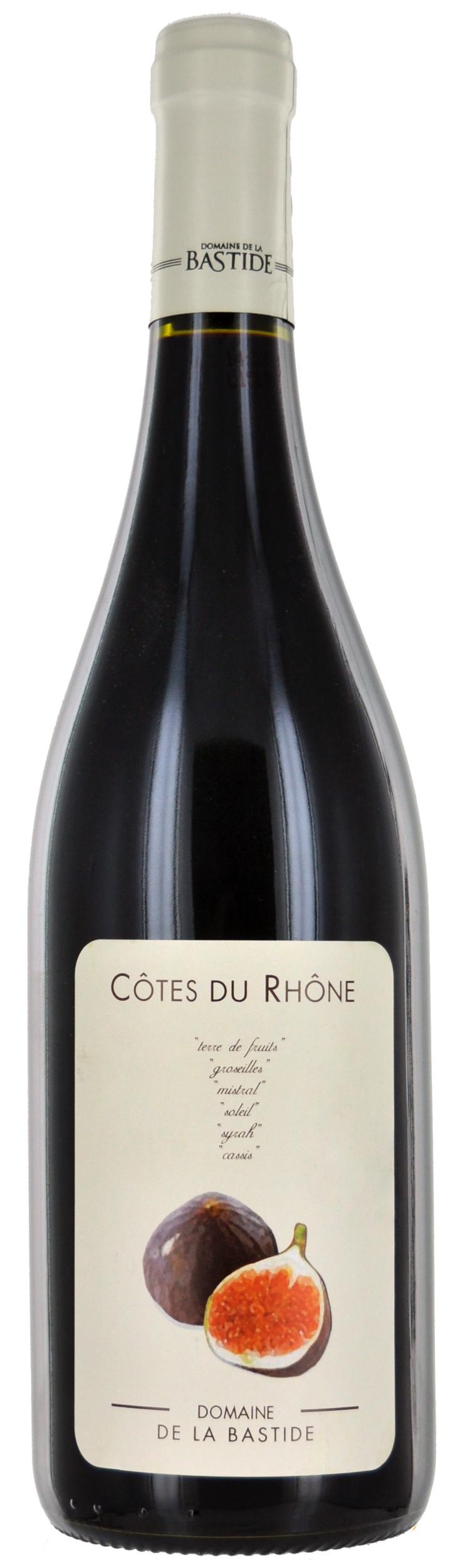 Côtes du Rhône - Les Figues - Domaine de la Bastide - 2019