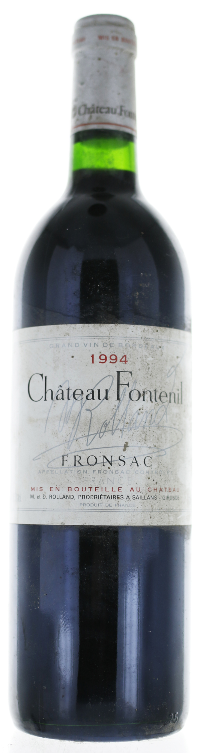 Fronsac - Fontenil - 1994