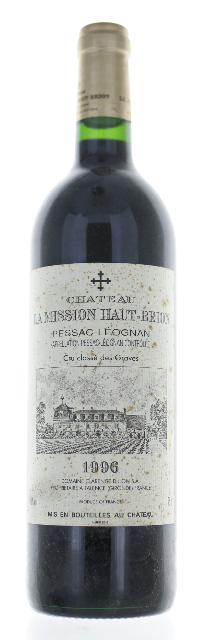 Pessac Leognan - Mission Haut Brion - 1996