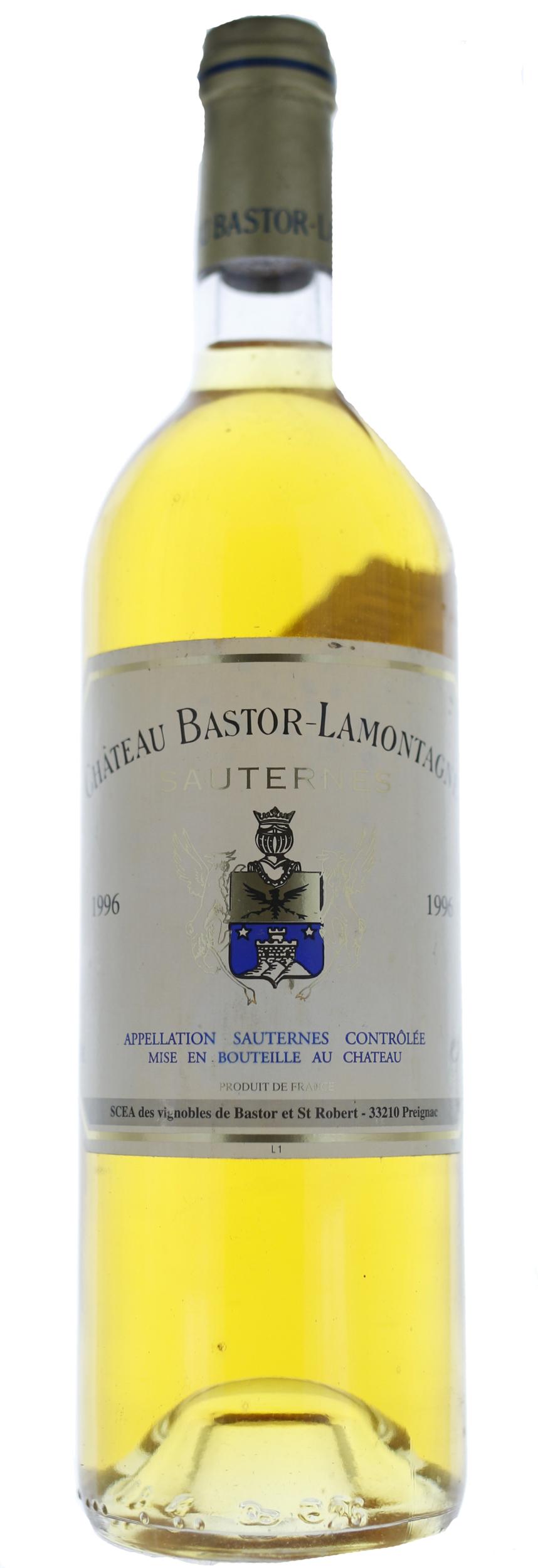 Sauternes - Château Bastor Lamontagne - 1996