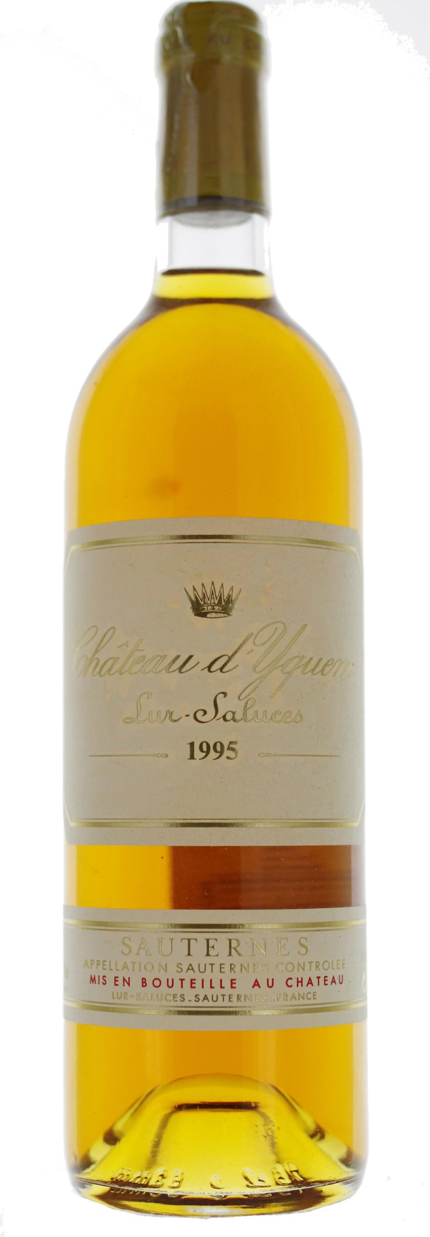 Sauternes - Château d\'Yquem - 1995