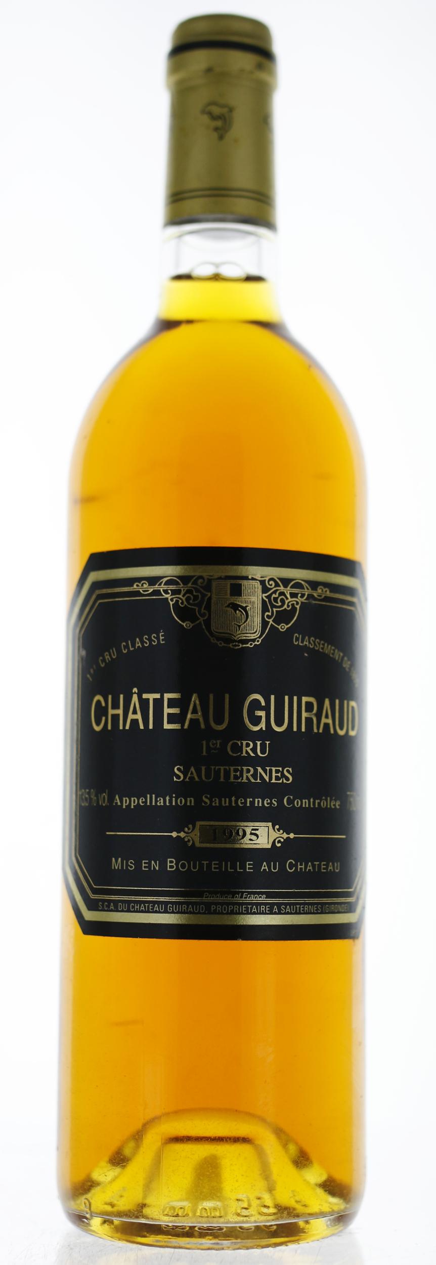 Sauternes - Château Guiraud - 1995