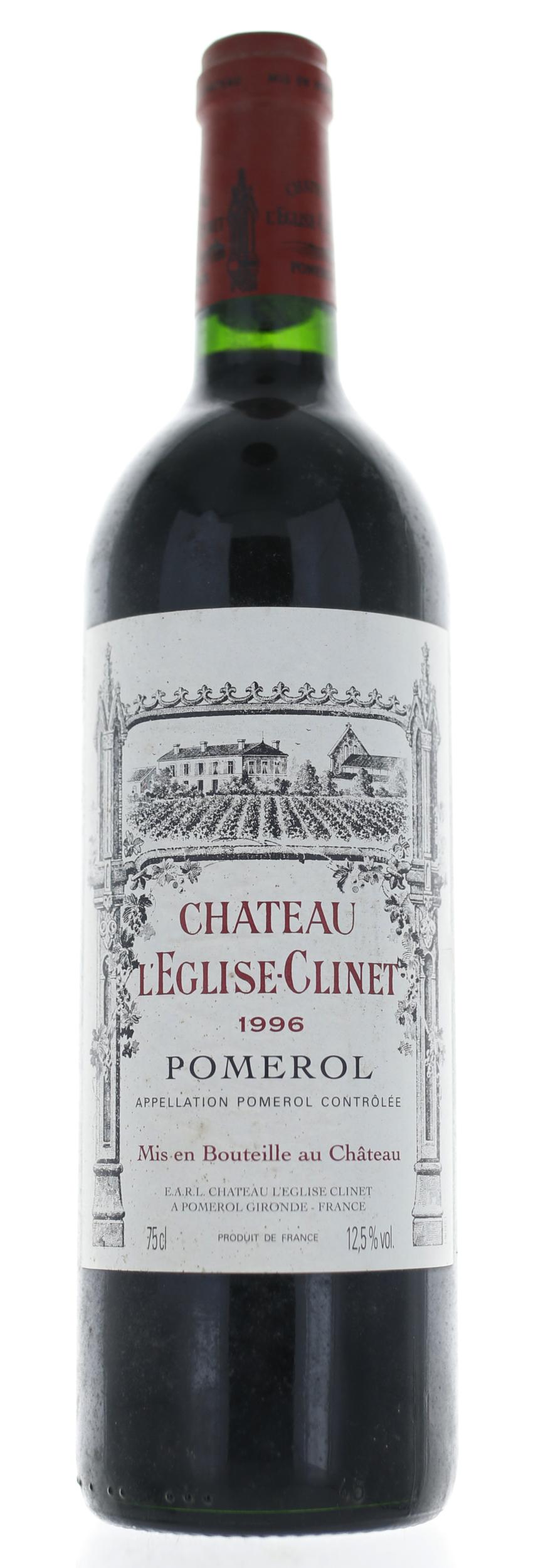 Pomerol - Château Eglise Clinet - 1996