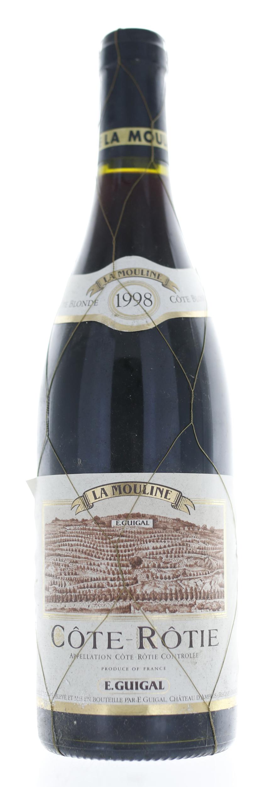 Côte Rôtie - Domaine La Mouline - 1998