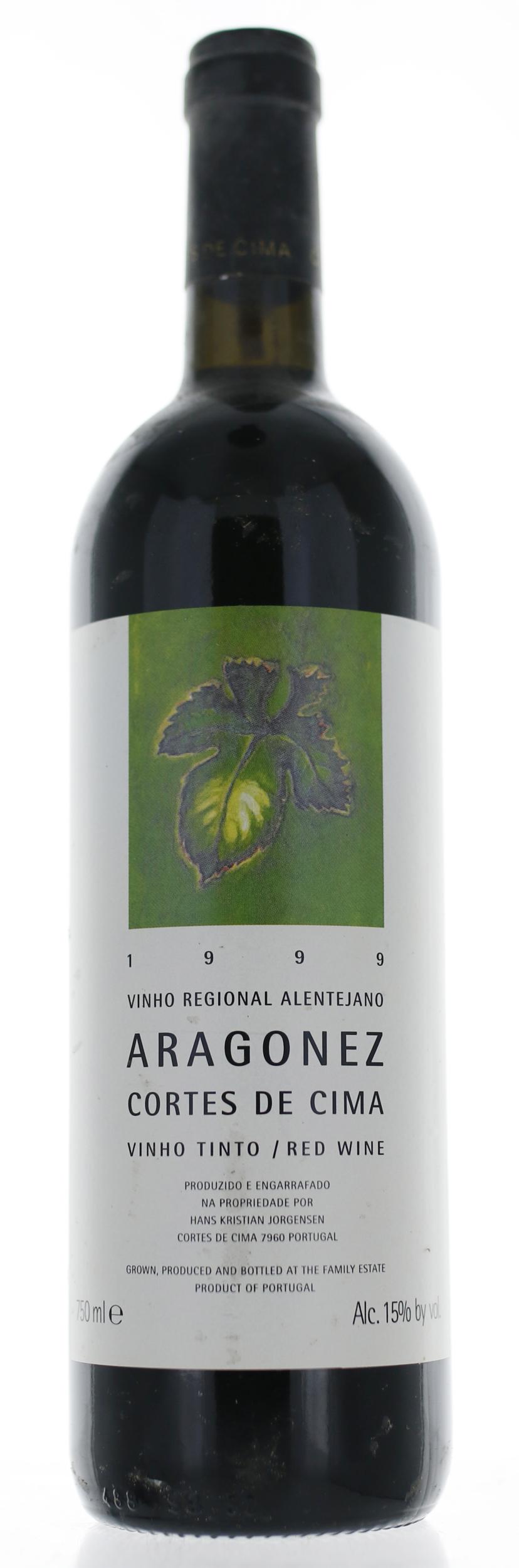 Aragonez Cortes de Cima - 1999