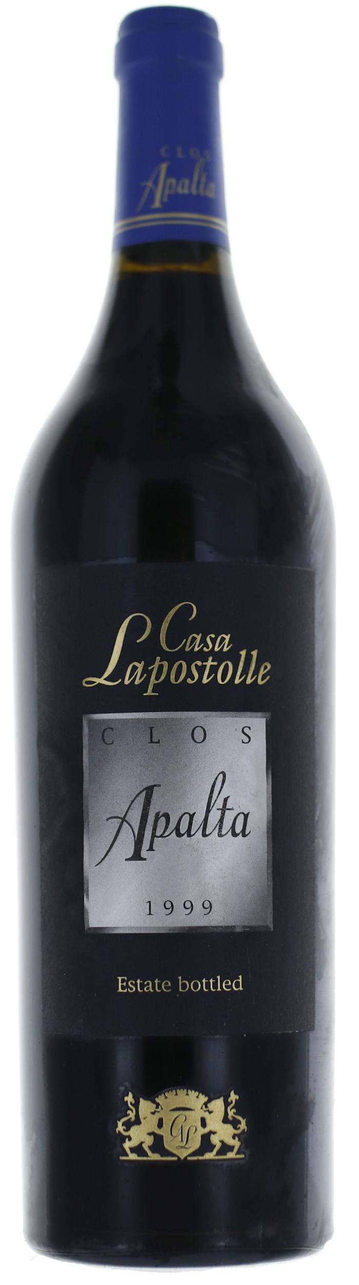 Casa Lapostolle - Clos Apalta - 1999