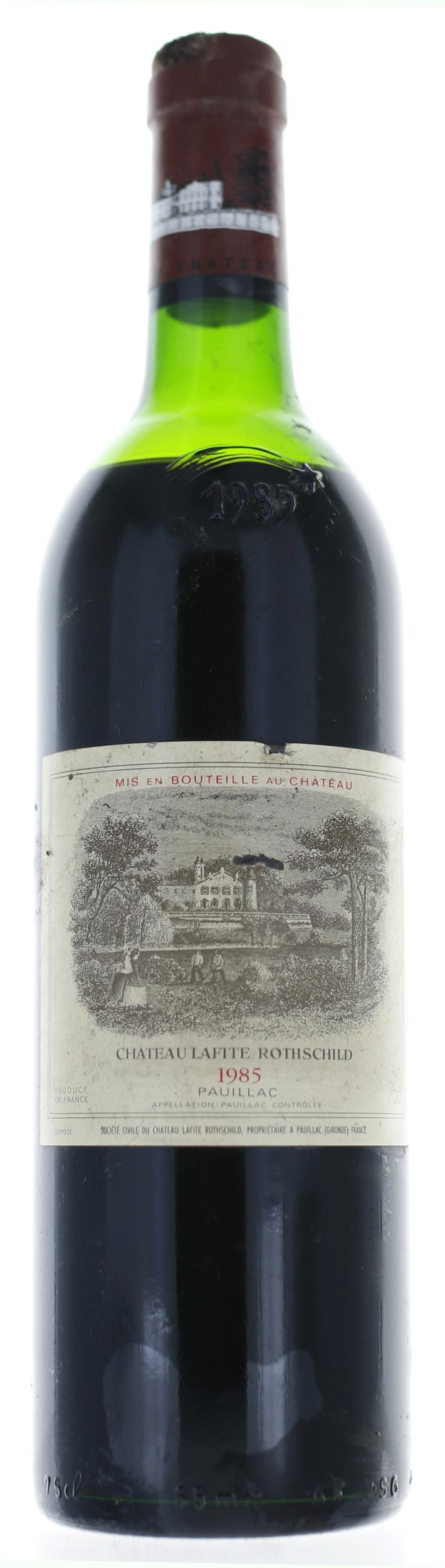 Pauillac - Château Lafite Rothschild - 1985