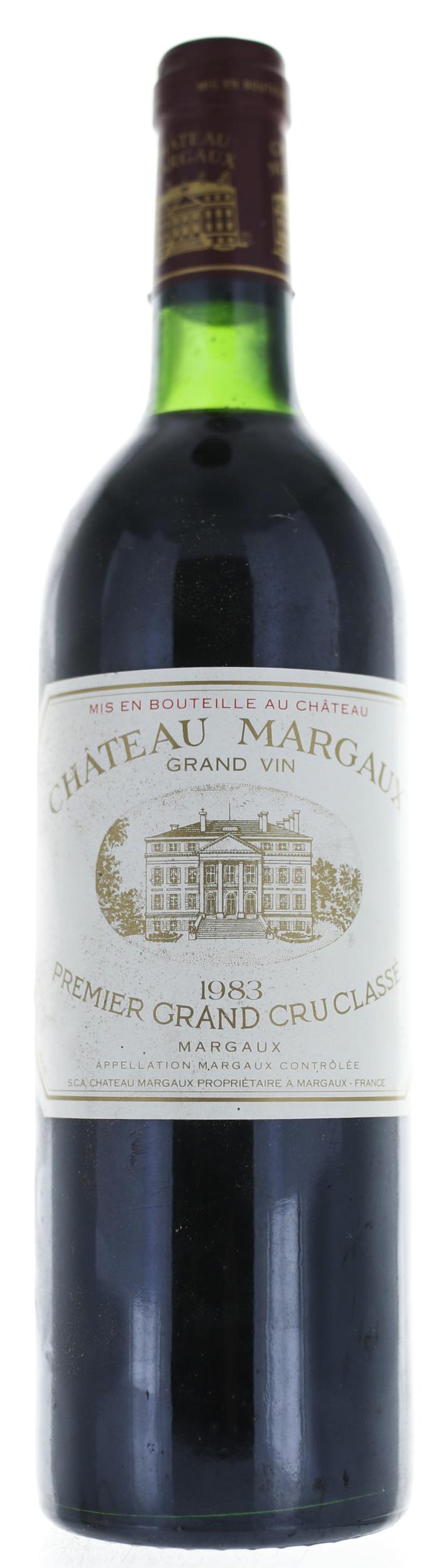 Margaux - Château Margaux - 1983