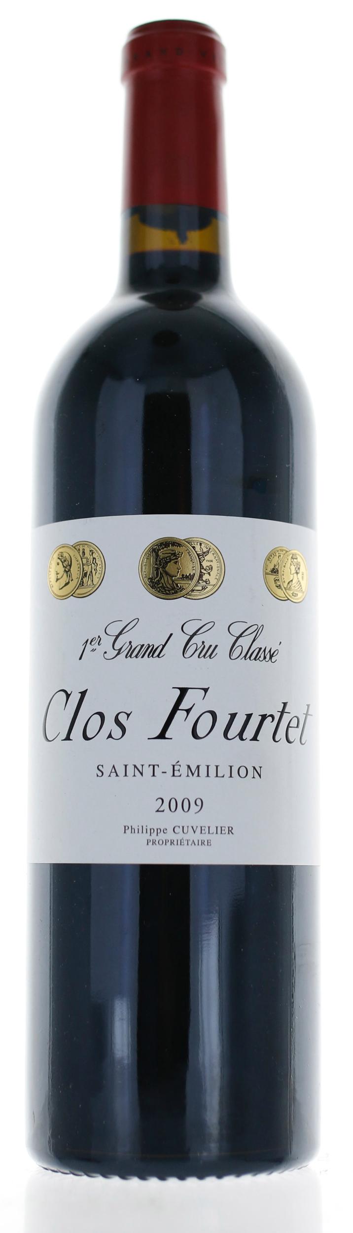 Saint Emilion - Château Clos Fourtet - 2009