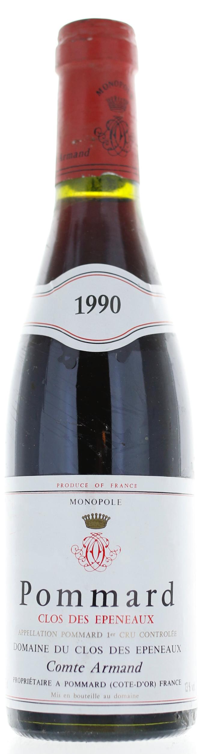 Pommard - Clos des Epeneaux - 1990 - 50 cl
