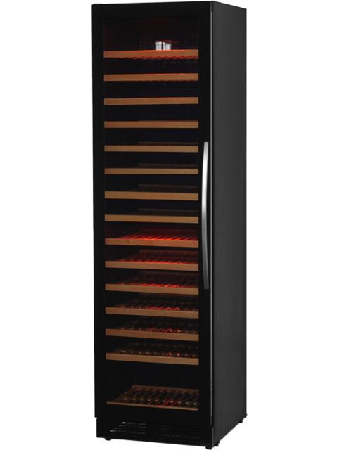 Cave à vin - Mono Température Frameless - 160 bouteilles