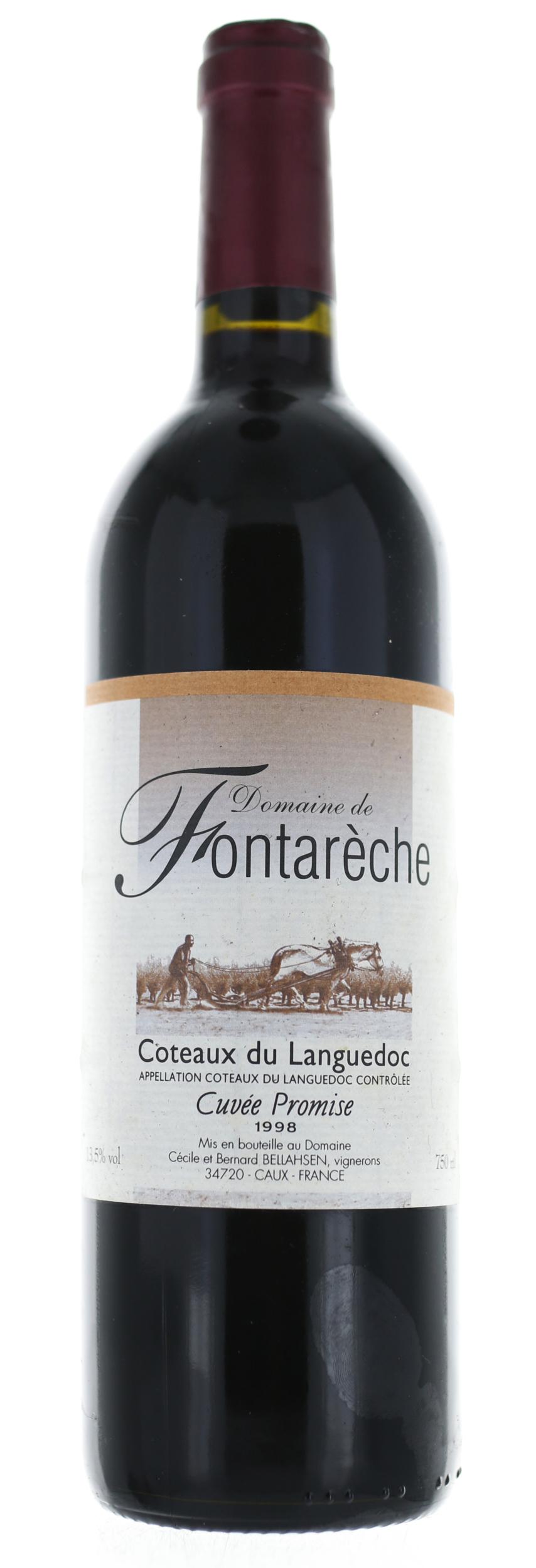 Coteaux du Languedoc - Domaine de Fontarèche - 1998