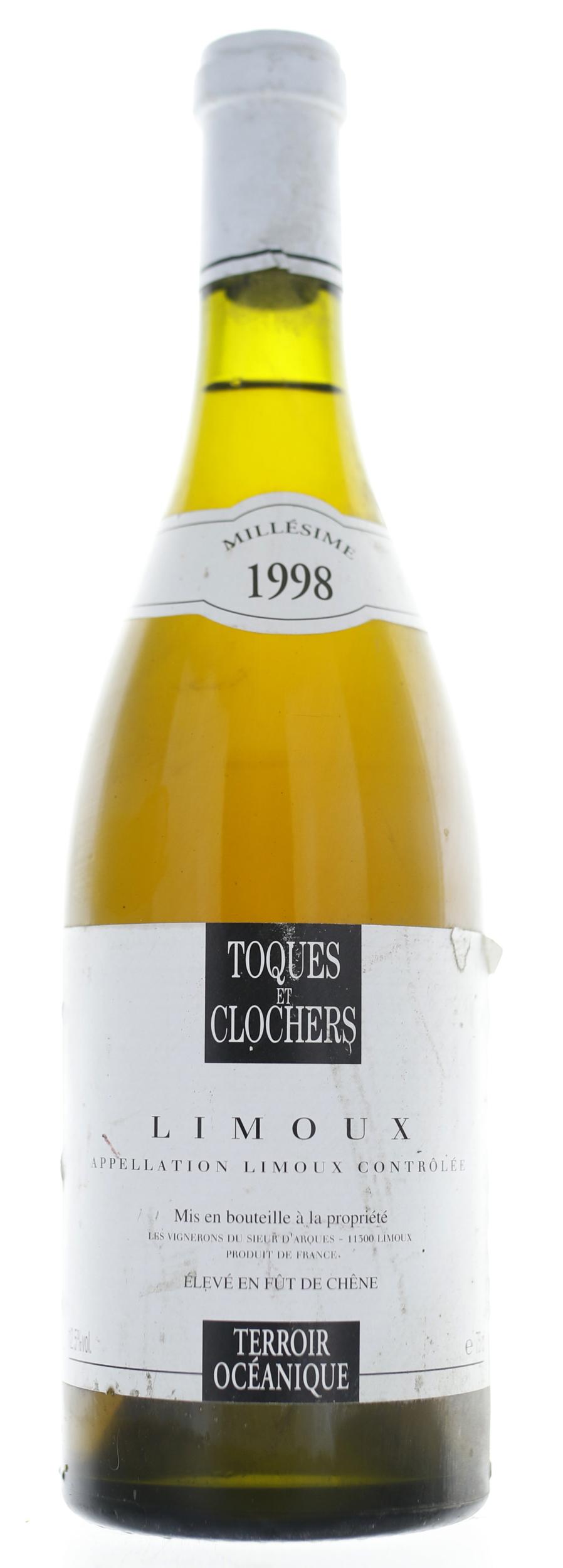 Limoux - Toques et Clochers Terroir Oceanique - 1998