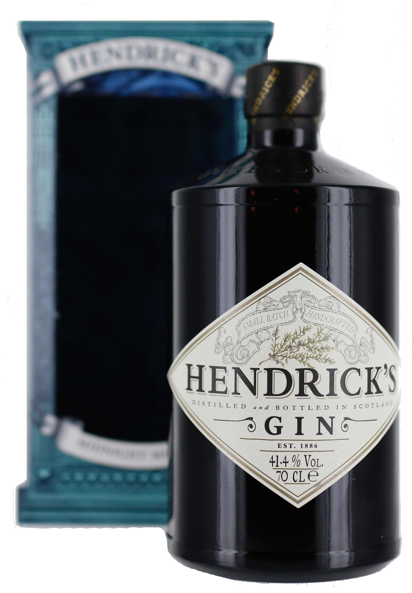 Hendrick\'s Gin - Ecosse - 70cl - 41.4°