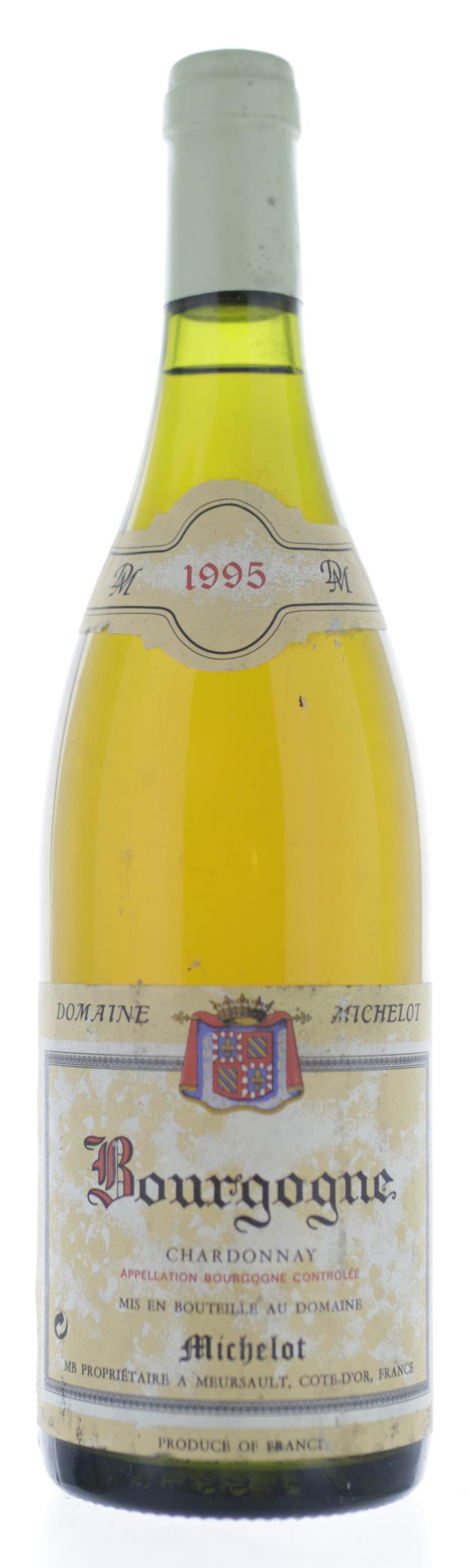 Meursault - Domaine Michelot - 1995
