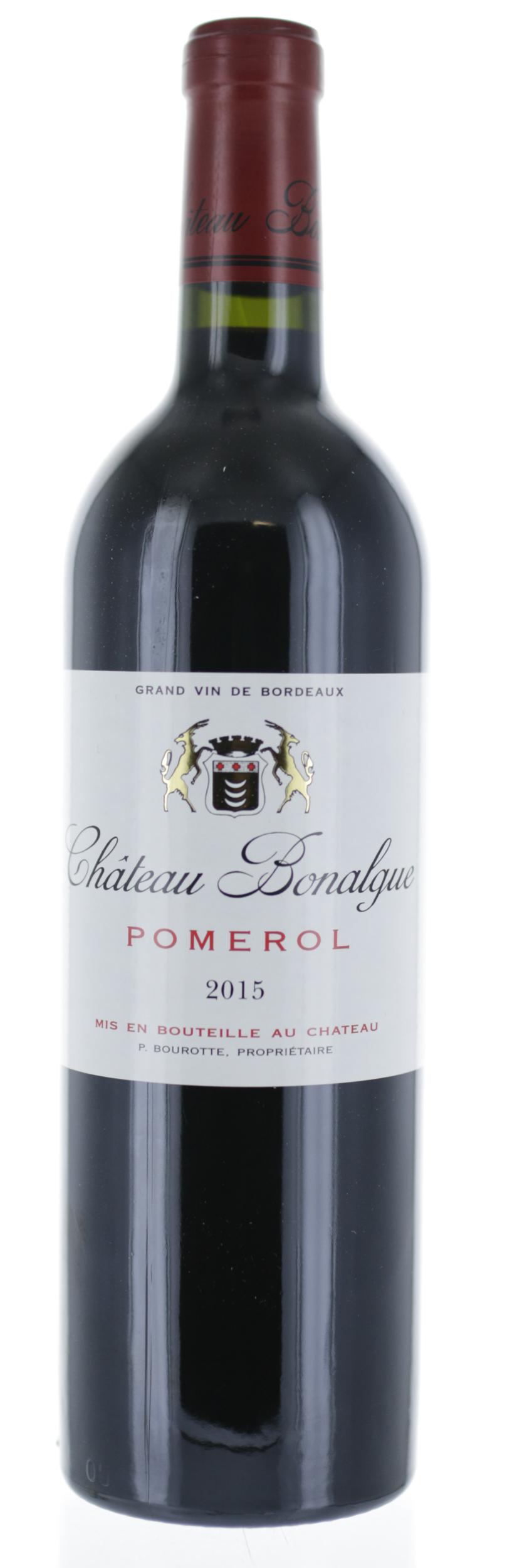 Pomerol - Château Bonalgue - 2015