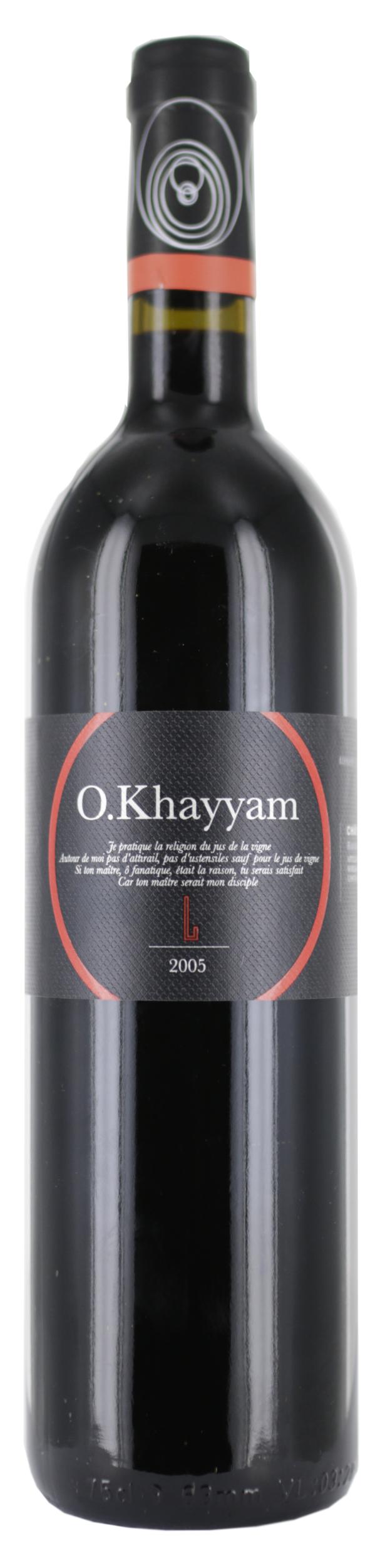 Bordeaux Superieur - Omar Khayyam - Château L\'Escart - 2005 - BIO