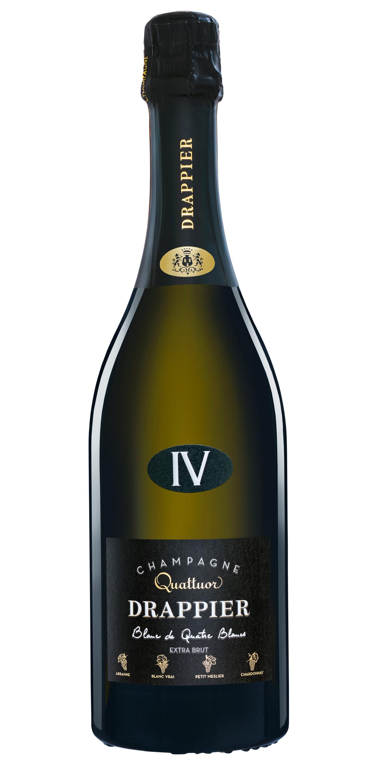 Quatuor Blanc de 4 Blancs - Champagne Drappier
